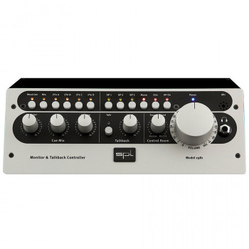 کنترلر صدا اس پی ال SPL MTC - Monitor & Talkback Controller