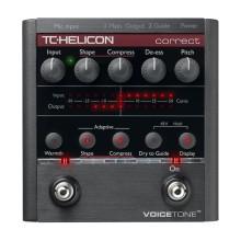 قیمت خرید فروش پردازشگر صدا  تی سی هلیکون TC-Helicon VoiceTone Correct