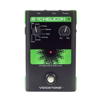 پردازشگر صدا  تی سی هلیکون TC Helicon VoiceTone D1