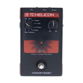 پردازشگر صدا  تی سی هلیکون TC Helicon VoiceTone R1