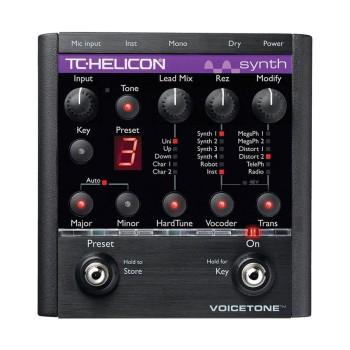 پردازشگر صدا  تی سی هلیکون TC Helicon VoiceTone Synth