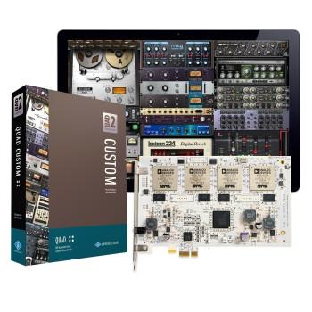 پردازشگر صوتی یونیورسال آدیو Universal Audio UAD 2 Quad Custom PCIe