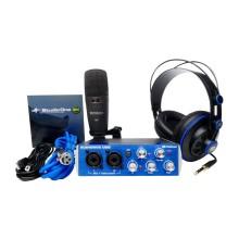 قیمت خرید فروش کارت صدا و پکیج استودیو پریسونوس Presonus AudioBox Studio
