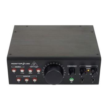 کارت صدا و مانیتور کنترلر بهرینگر Behringer MONITOR2USB