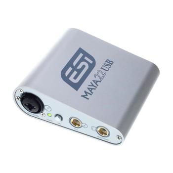 کارت صدا ای اس آی ESI Maya22 USB