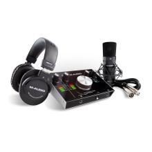 قیمت خرید فروش کارت صدا و پکیج استودیو ام آدیو M-Audio M-Track 2x2 Vocal Studio Pro