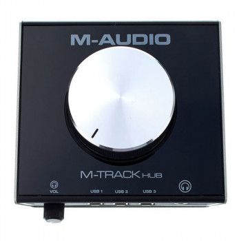 کارت صدا ام آدیو M-Audio M-Track Hub