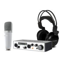 قیمت خرید فروش کارت صدا و پکیج استودیو ام آدیو M-Audio Vocal Studio Pro II