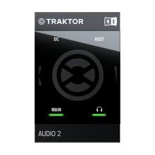 قیمت خرید فروش کارت صدا نیتیو اینسترومنتز Native Instruments Traktor Audio 2 Mk2