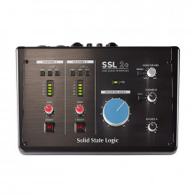 قیمت خرید فروش کارت صدا اس اس ال Solid State Logic SSL 2+