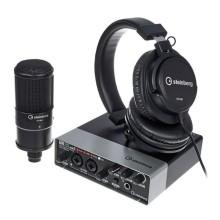 قیمت خرید فروش کارت صدا و پکیج استودیو اشتنبرگ Steinberg UR22mkii Recording Pack