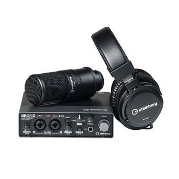 کارت صدا اشتنبرگ Steinberg UR22C Recording Pack
