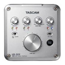 قیمت خرید فروش کارت صدا تسکم TASCAM US-322