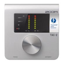 قیمت خرید فروش کارت صدا مخصوص سیستم عامل مک زوم ZOOM TAC-2