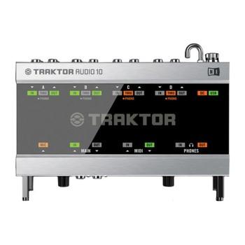 کارت صدا نیتیو اینسرومنت Native Instruments TRAKTOR SCRATCH Audio 10