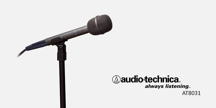 Audio-Technica AT8031 میکروفن