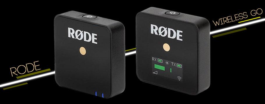 میکروفون بیسیم Rode Wireless GO