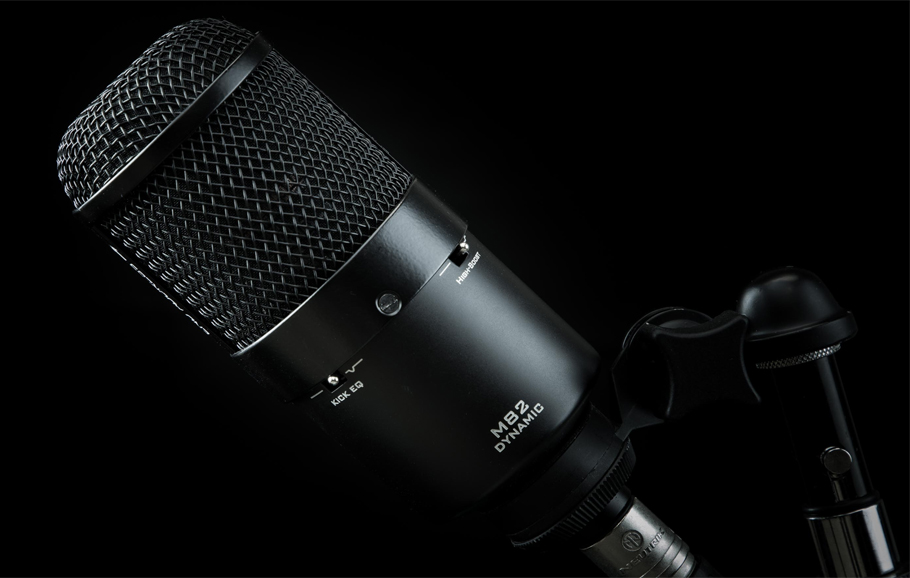میکروفون با سیم Telefunken M82