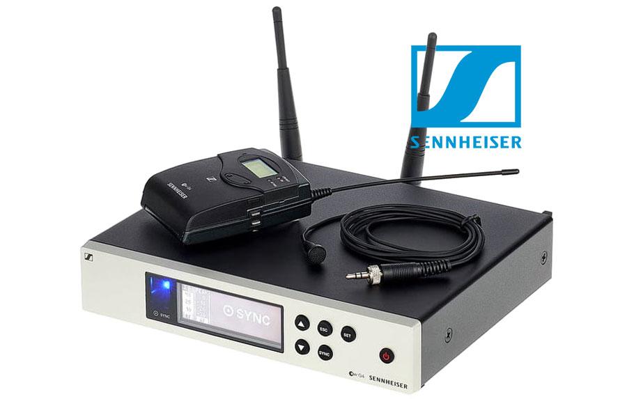 میکروفون بی سیم Sennheiser EW 100 G4-ME2