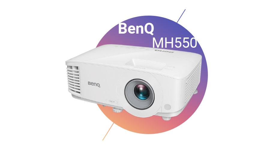 ویدئو پروژکتور BenQ MH550