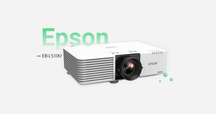 ویدیو پروژکتور Epson EB-L510U