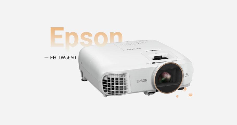 ویدئو پروژکتور Epson EH-TW5650