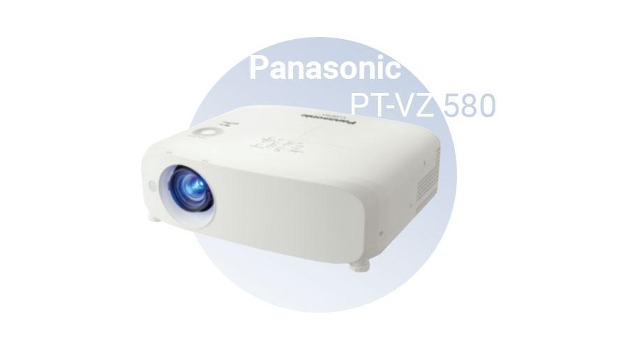 ویدئو پروژکتور Panasonic PT-VZ580