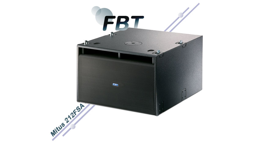 اسپیکر اکتیو FBT Mitus 212FSA