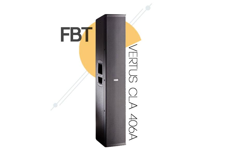 اسپیکر ستونی FBT Vertus CLA 406A