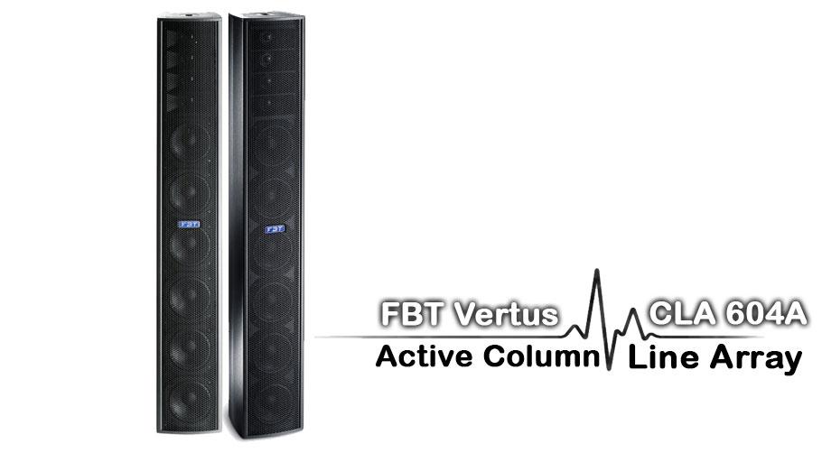 اسپیکر ستونی FBT Vertus CLA 604A