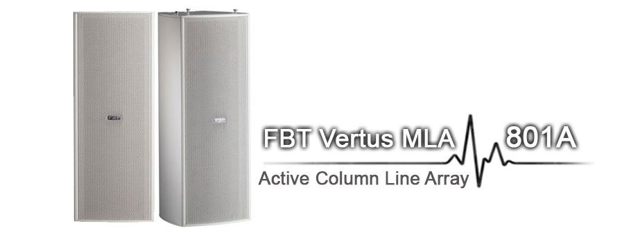 اسپیکر ستونی FBT Vertus MLA 801A