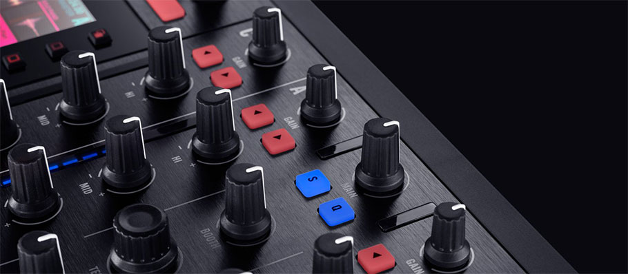 دی جی کنترلر Native Instruments Traktor Kontrol S5