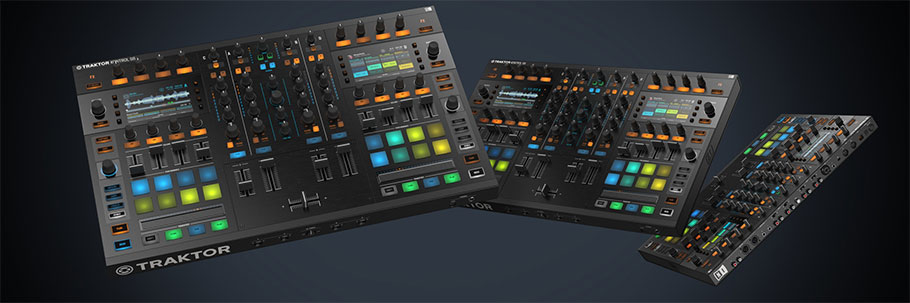 Native Instruments Traktor Kontrol S8 دی جی کنترلر