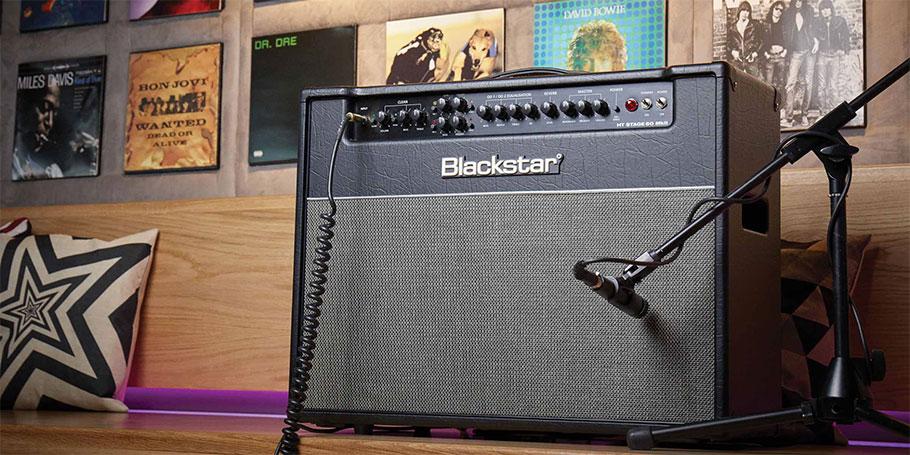 امپلی فایر گیتار Blackstar HT Stage 60 Mark II 2x12 60-watt Tube Combo Amp