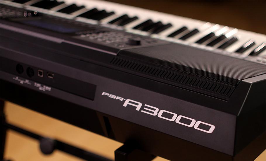 Yamaha PSR-A3000 کیبورد ارنجر موسیقی