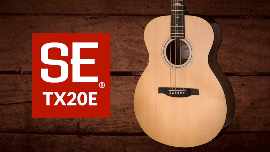 گیتار آکوستیک PRS SE Tonare TX20E