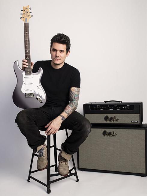 گیتار الکتریک PRS John Mayer Silver Sky