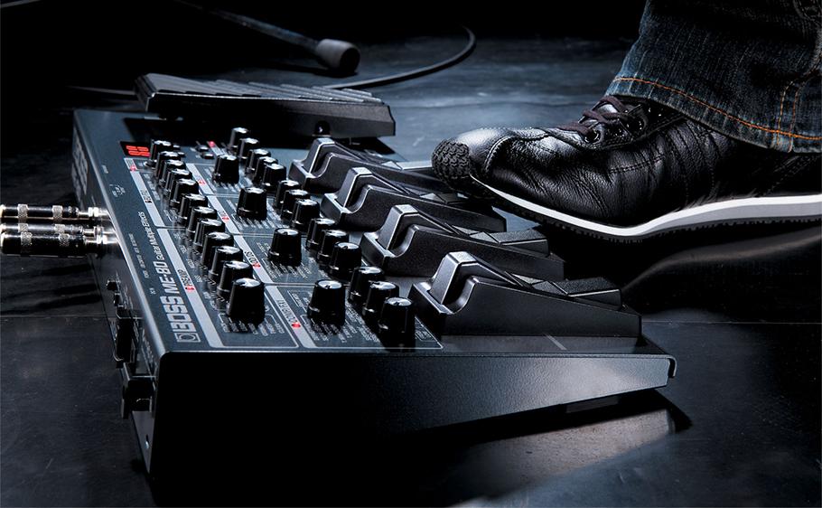 افکت گیتار الکتریک  Boss ME-80