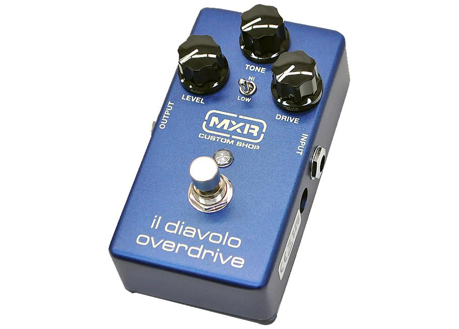 افکت گیتار الکتریک MXR CSP036 IL Diavolo Overdrive