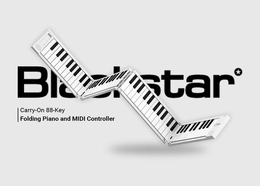 پیانو دیجیتال Blackstar Carry-On 88-Key