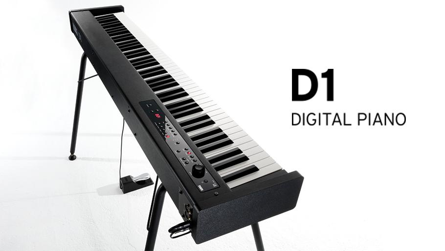 پیانو دیجیتال Korg D1