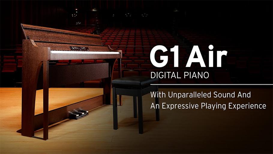 Korg G1 Air WH پیانو دیجیتال