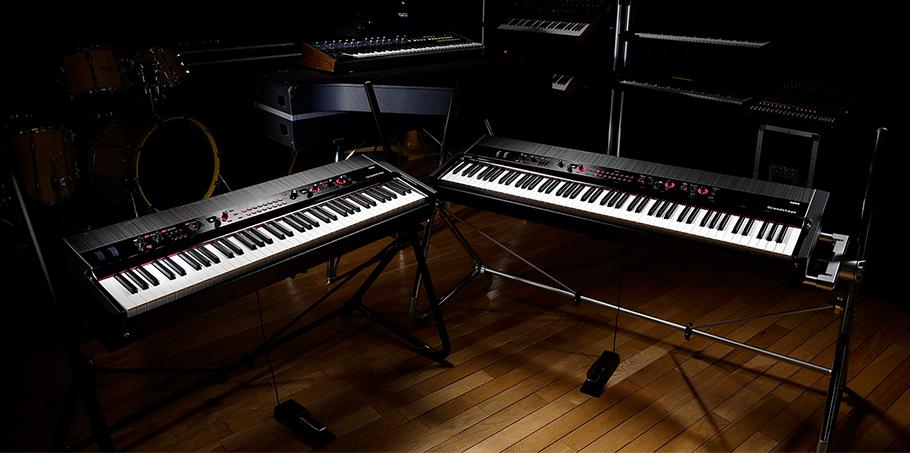 Korg Grandstage 73 پیانو دیجیتال