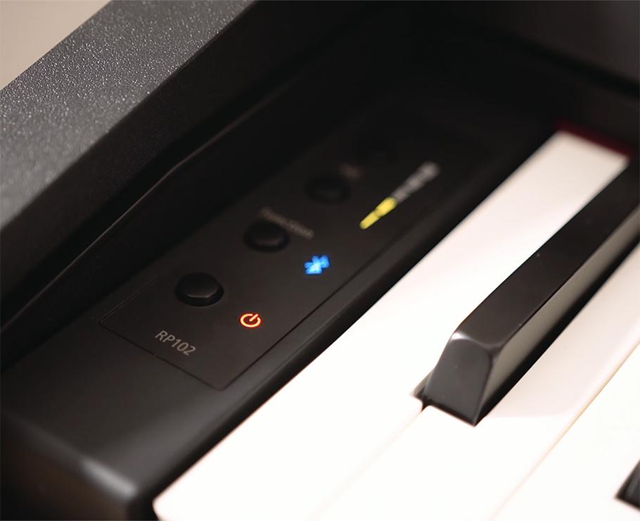 Roland RP102-BK پیانو دیجیتال