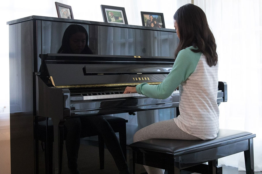 پیانو آکوستیک Yamaha U3 PE
