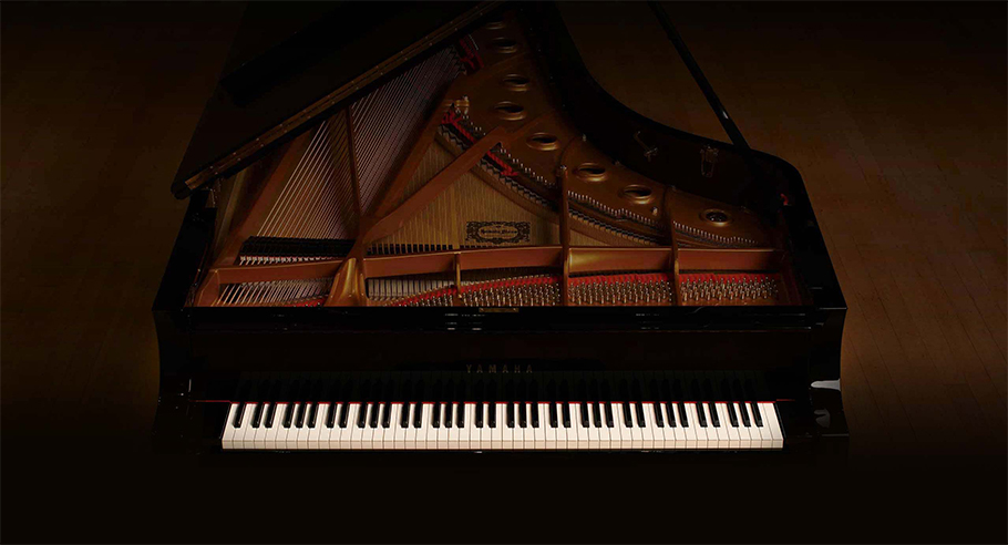 Yamaha C7 PE پیانو آکوستیک