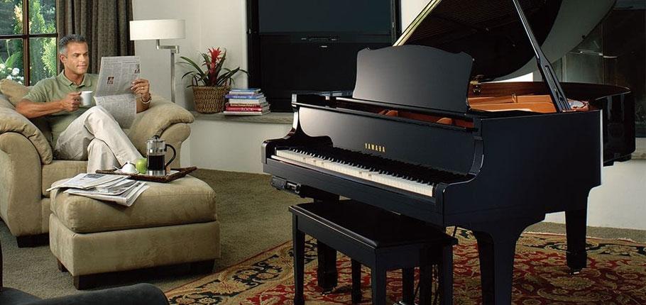 پیانو آکوستیک Yamaha DGB1KE3 PE