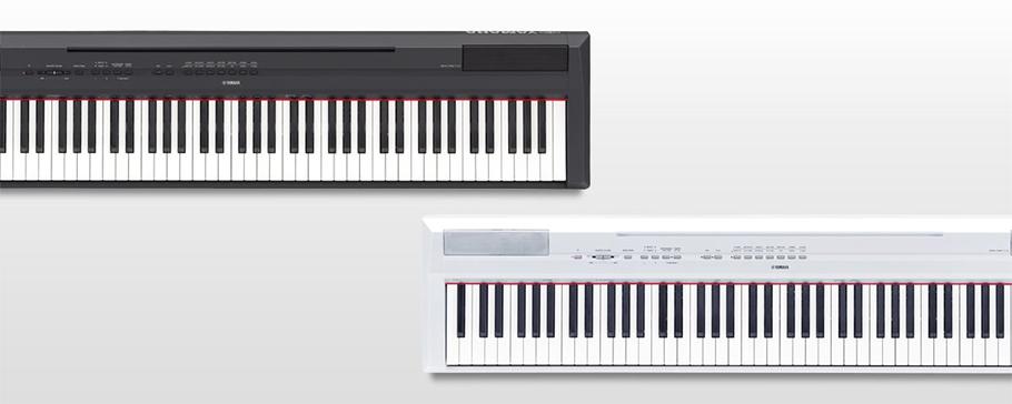 Yamaha P-115B پیانو دیجیتال