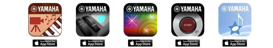 Yamaha Apps