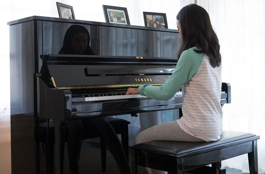 پیانو آکوستیک Yamaha U1 PW